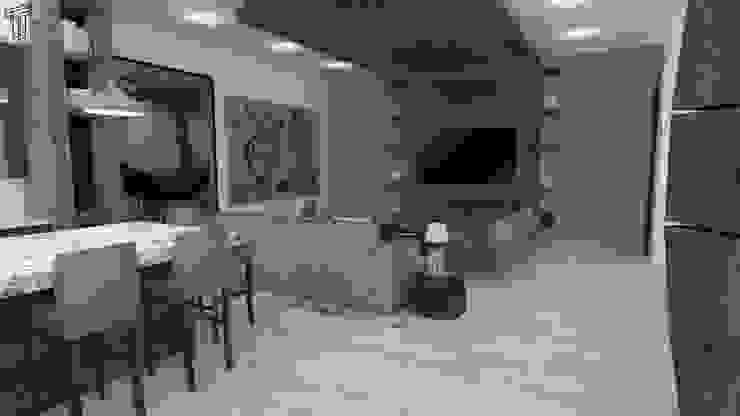 TAMEN arquitectura Living room