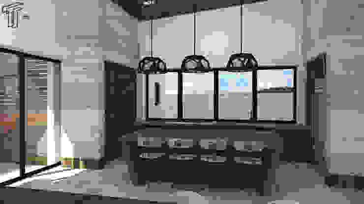 TAMEN arquitectura ห้องทานข้าว