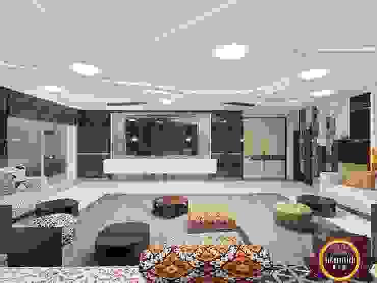  Harmony of modern comfort of Katrina Antonovich by Luxury Antonovich Design Minimalist