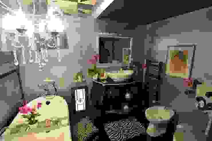 Nowoczesna łazienka od Studio Fori Nowoczesny