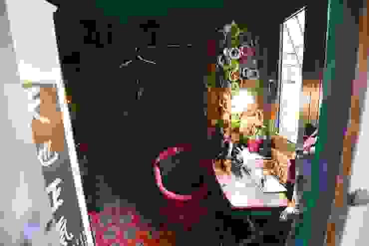 Nowoczesna sypialnia od Studio Fori Nowoczesny