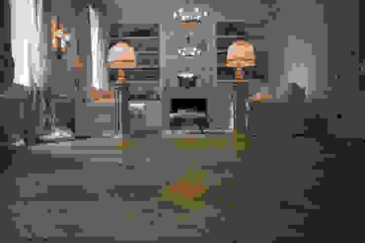 The Wood Alchemist - Simone Castelli Living room