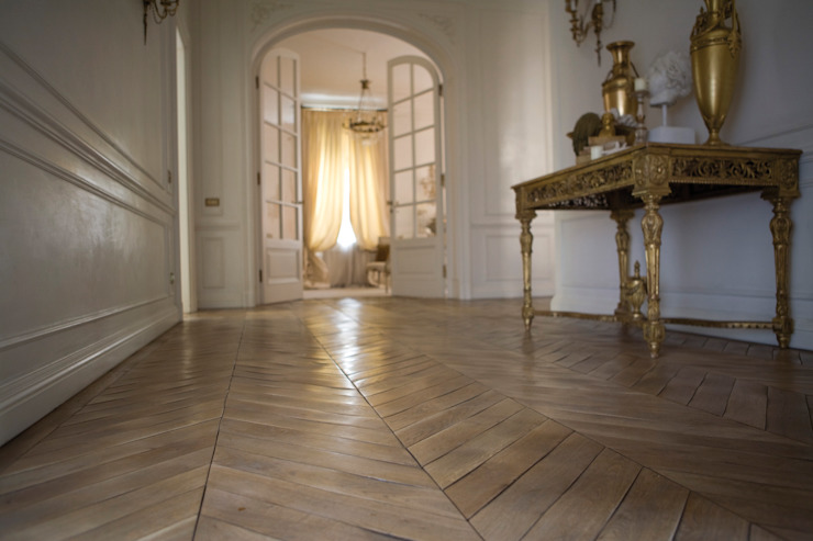 The Wood Alchemist - Simone Castelli Classic style dining room