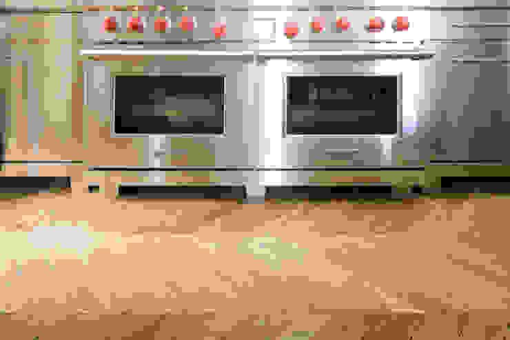 The Wood Alchemist - Simone Castelli Modern Kitchen