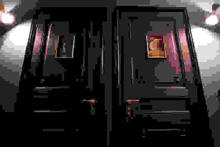 The Wood Alchemist - Simone Castelli Windows & doors Doors