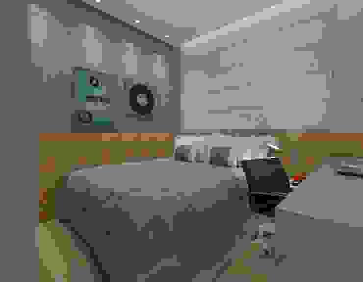 Chambre d'enfant moderne par Nayla Diniz Arquitetura Moderne
