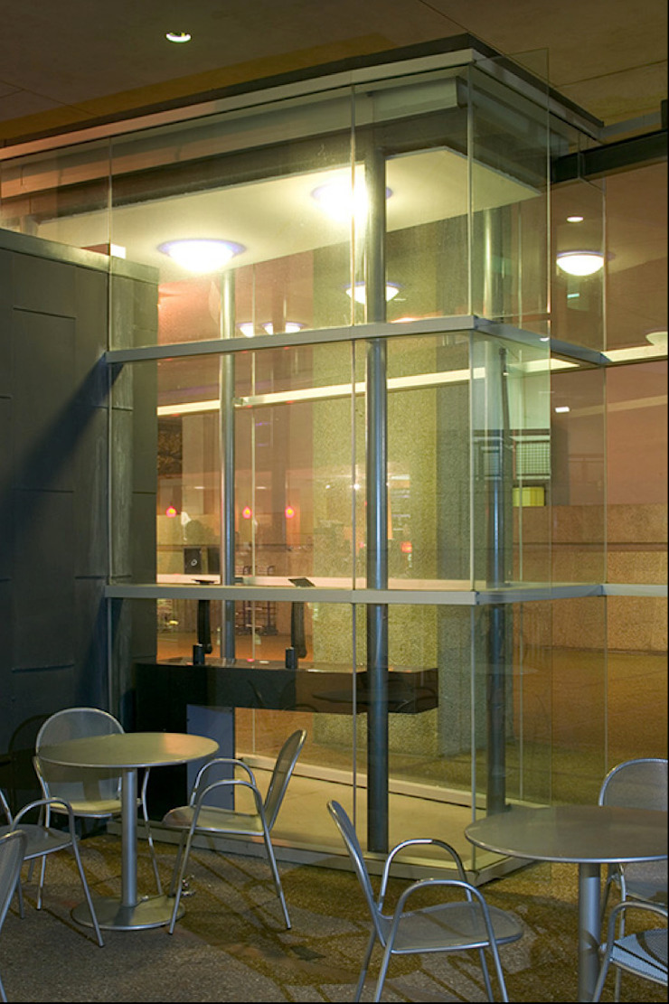 PJ's Coffee Company, Tulane University, New Orleans by studioWTA Modern