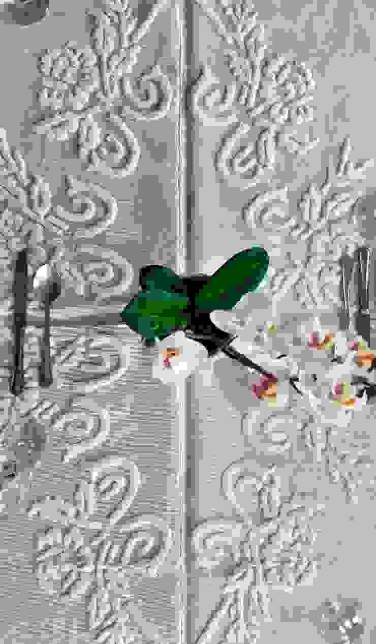 Toalha Garden por Linho de Cerva e Limões Clássico Linho Rosa