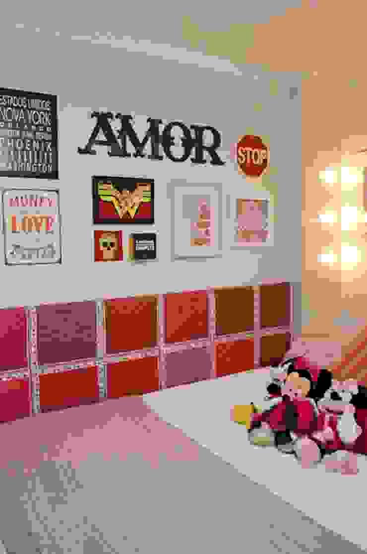 Cris Nunes Arquiteta Dormitorios de estilo clásico