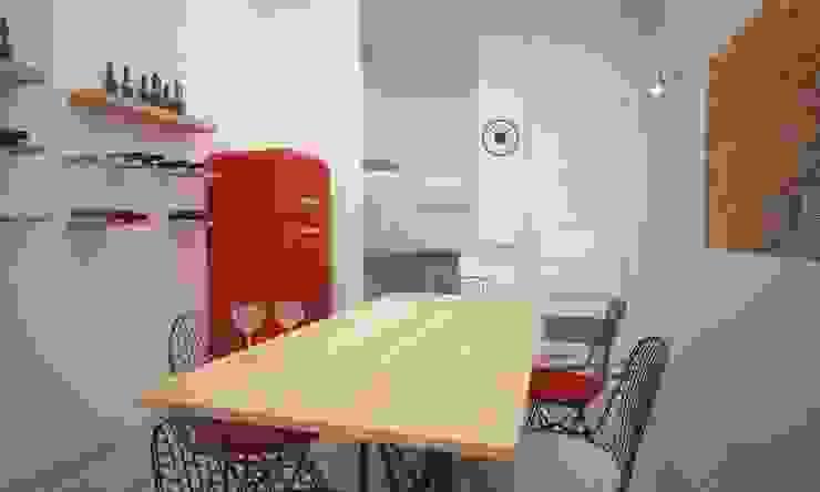 Кухни в . Автор – LAB16 architettura&design, Лофт