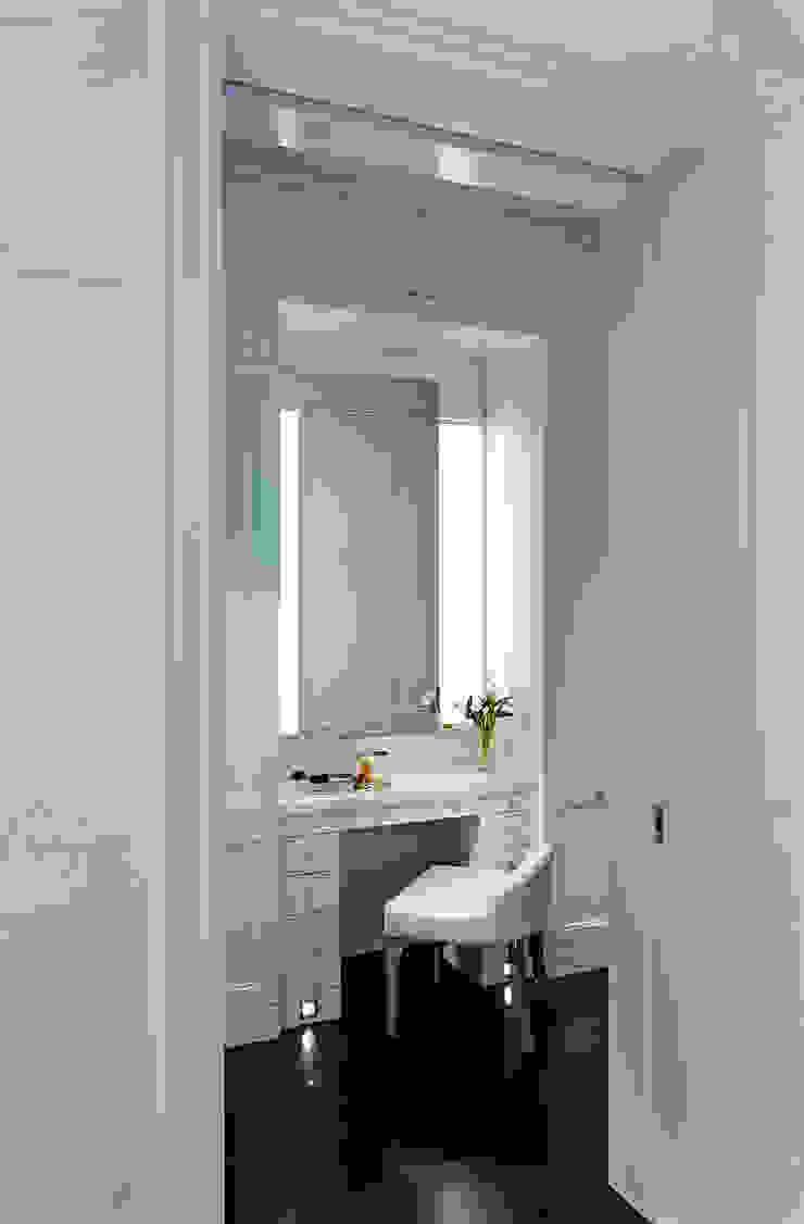 Vanity Douglas Design Studio Classic style bathrooms