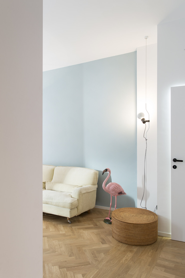 Modern Living Room by PLUS ULTRA studio Modern