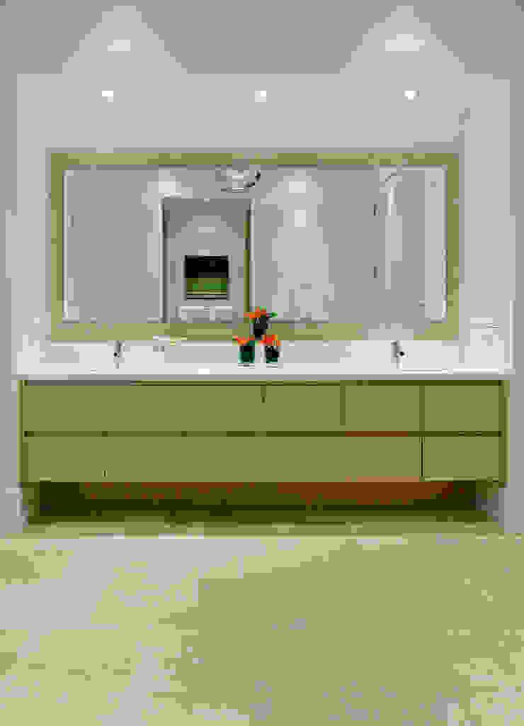 Bathroom Modern bathroom by Douglas Design Studio Modern