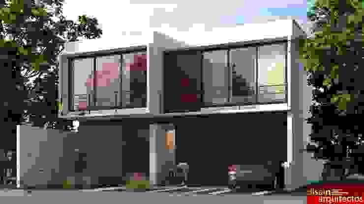 Casa Bijan J-18 Casas modernas: Ideas, imágenes y decoración de homify Moderno Madera Acabado en madera