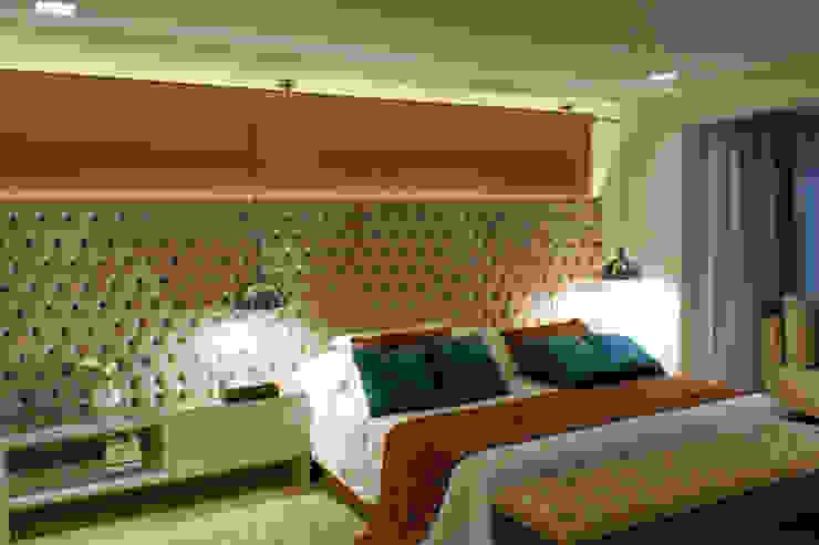 Dormitório do casal homify Quartos modernos