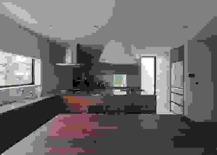 岩崎の家: Architet6建築事務所が手掛けたキッチンです。,モダン 大理石