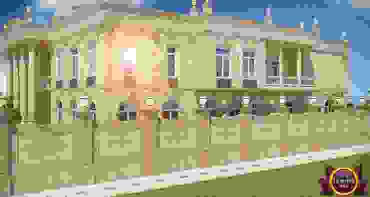 Architectural design of Katrina Antonovich Classic style houses by Luxury Antonovich Design Classic