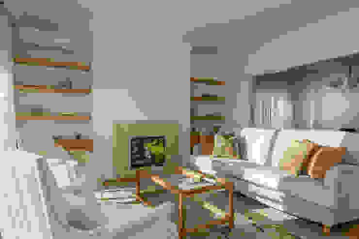 Sala de Estar Salas de estar modernas por Stoc Casa Interiores Moderno