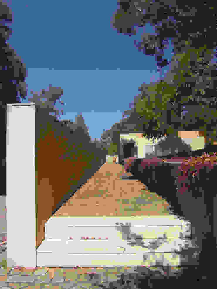 Casa na Praia da Madalena Casas modernas por José Soares Arquitecto LDA Moderno