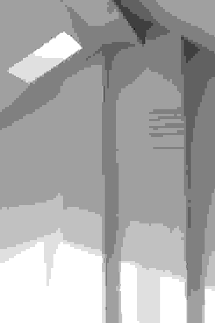 Lichteinfall brandt+simon architekten Moderne Fenster & Türen