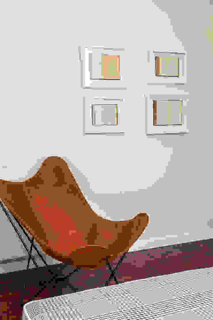 Inspiração British - casa em Gaia Quartos modernos por Perfect Home Interiors Moderno