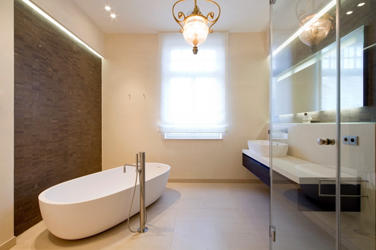 Modern Bathroom by innen_architekten BALS + WIRTH Modern
