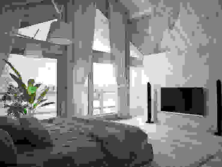 Bedroom by премиум интериум, Minimalist
