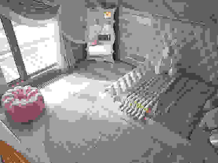 Dormitorios infantiles de estilo minimalista de премиум интериум Minimalista