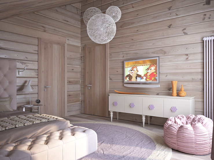Nursery/kid's room by премиум интериум, Minimalist