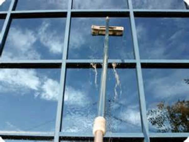 Window cleaning project. by Cleaning services Pretoria