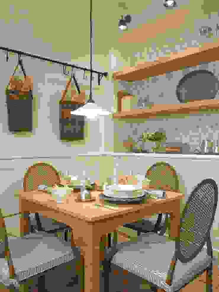 DEULONDER arquitectura domestica Kitchen White