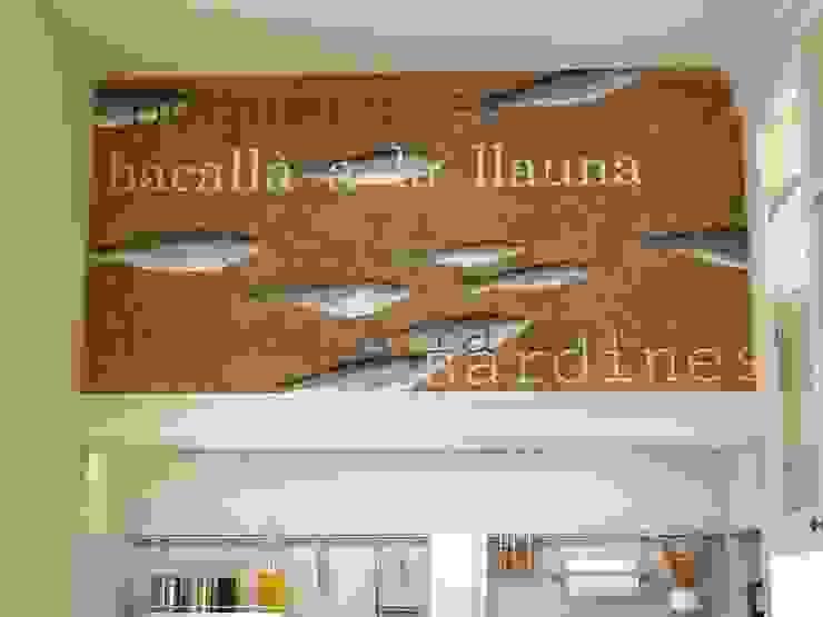 DEULONDER arquitectura domestica Kitchen Beige