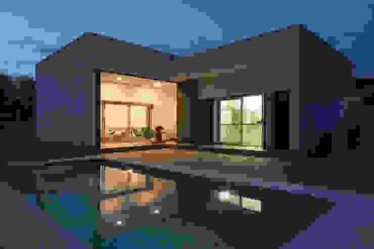 Casa Miranda Casas minimalistas de FAQ arquitectura Minimalista