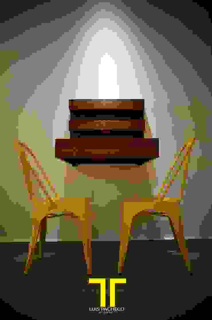 Mesa Duo de Luis Pacheco arquitecto Moderno