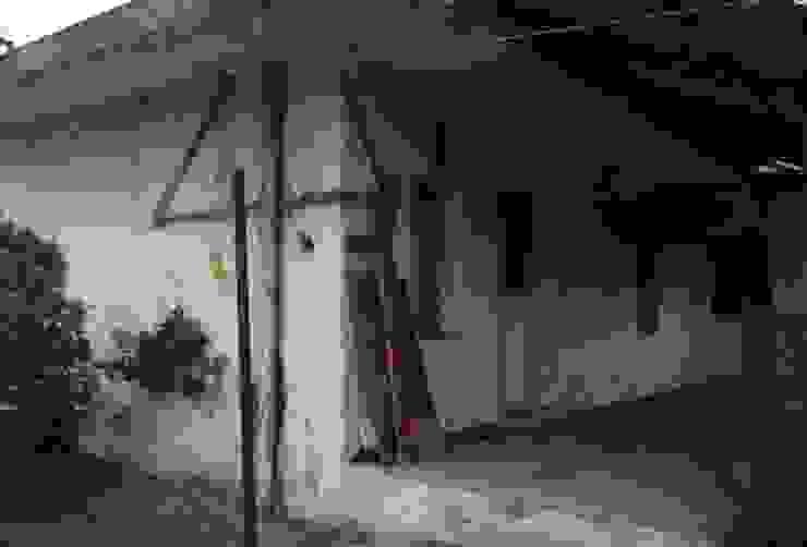 fachada antes de TALLER DE ARQUITECTURA SENSORIAL