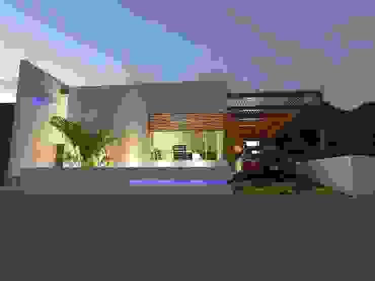 casa q-bo de TALLER DE ARQUITECTURA SENSORIAL