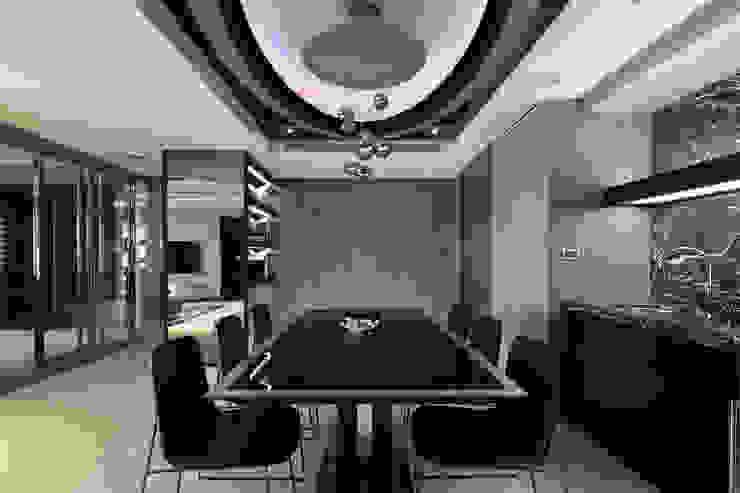時尚經典-廖公館 根據 IDR室內設計 現代風