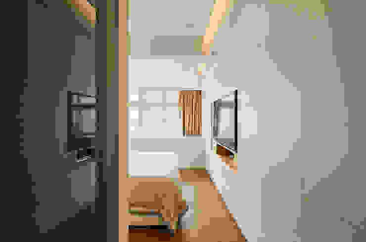 局部間接照明提供柔暖氛圍(圖 根據 青瓷設計工程有限公司 現代風