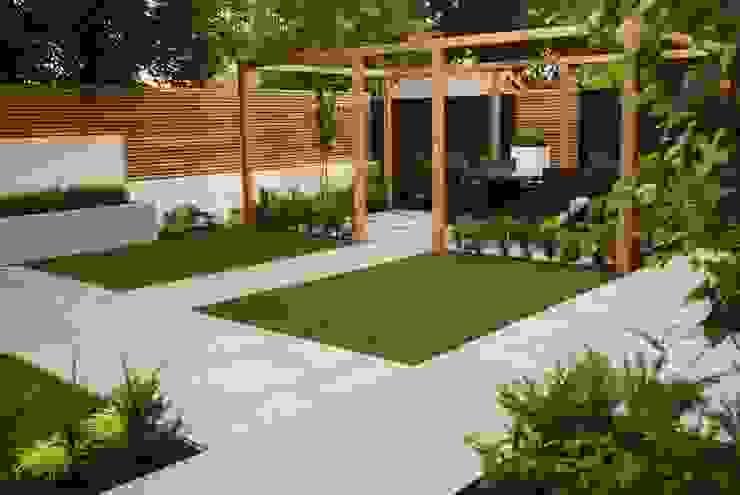 Garden Design Didsbury:  Garden by Hannah Collins Garden Design, Modern