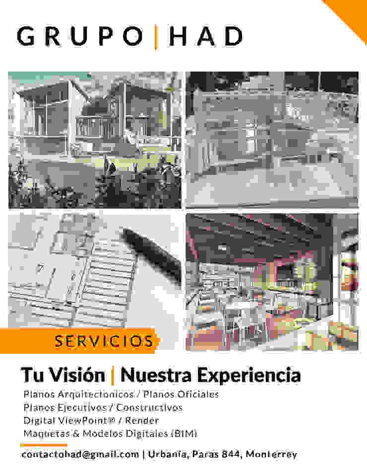 Grupo HAD | Servicios | Arquitectura & Construcción de Grupo HAD