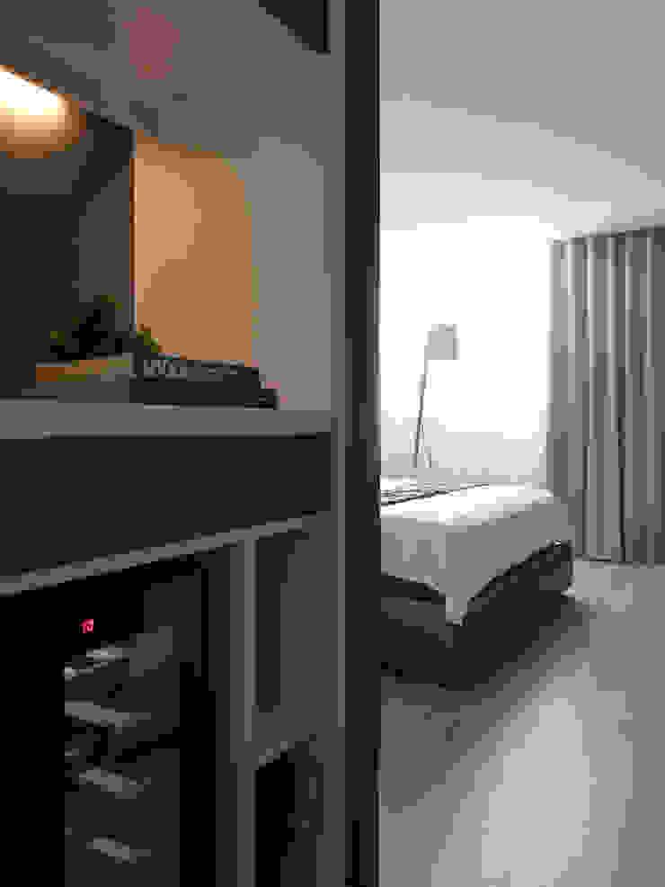 方寸之間 根據 樸暘室內裝修有限公司 現代風
