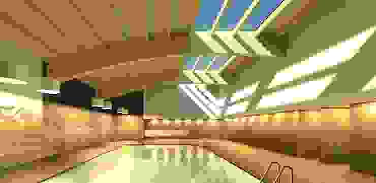 modern  by 2levels, Arquitetura e Engenharia, Lda, Modern