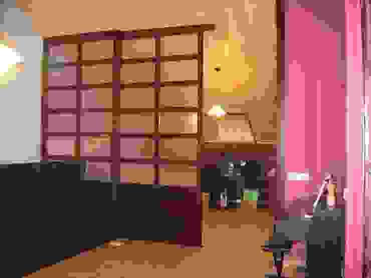 Bureau de style  par la alacena segoviana s.l, Éclectique Bois Effet bois