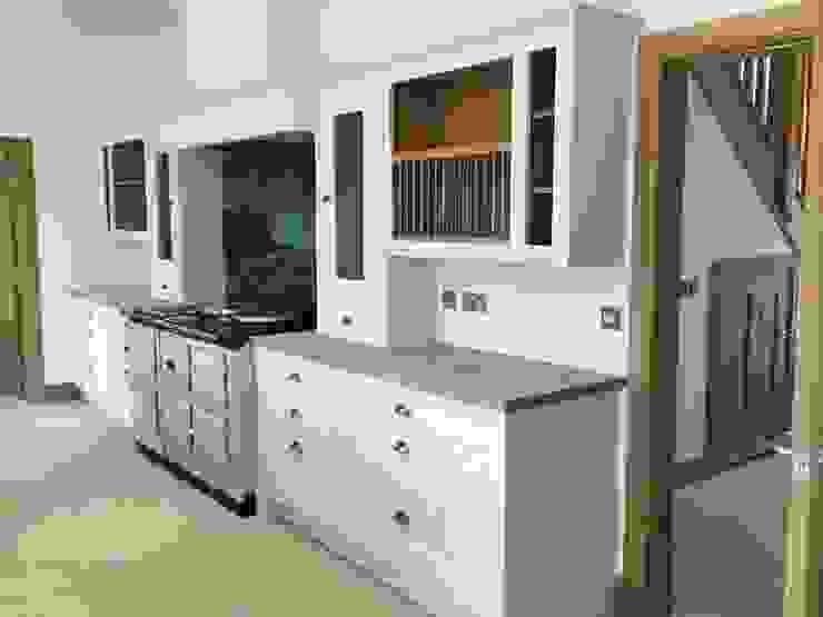 Plot 4, The Views, Gallaton, Stonehaven, Aberdeenshire Modern Kitchen by Roundhouse Architecture Ltd Modern