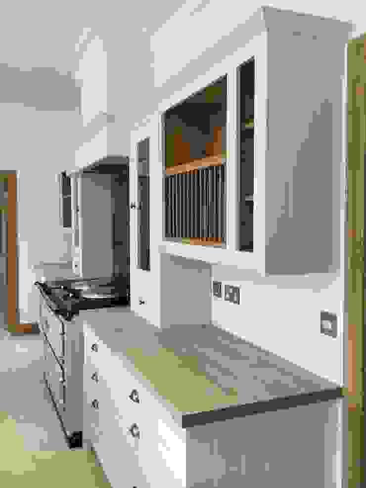 Plot 4, The Views, Gallaton, Stonehaven, Aberdeenshire Cocinas modernas: Ideas, imágenes y decoración de Roundhouse Architecture Ltd Moderno