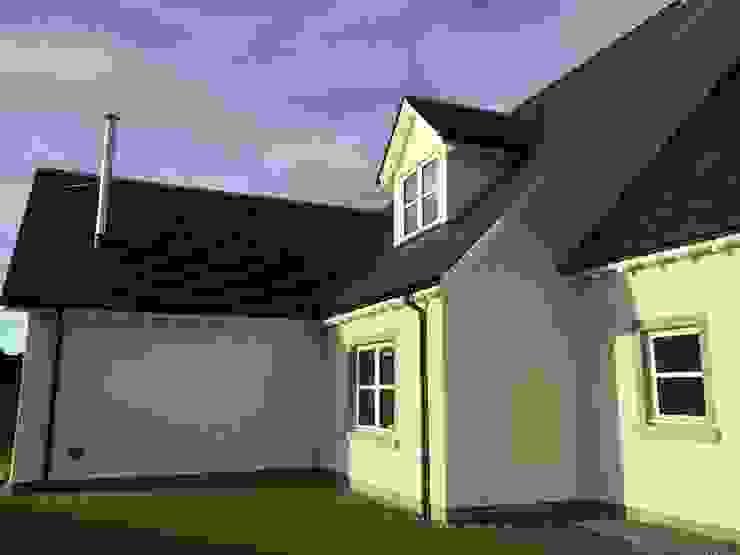 Plot 2 Durward Gardens, Kincardine O'neil, Aberdeenshire Rumah Modern Oleh Roundhouse Architecture Ltd Modern