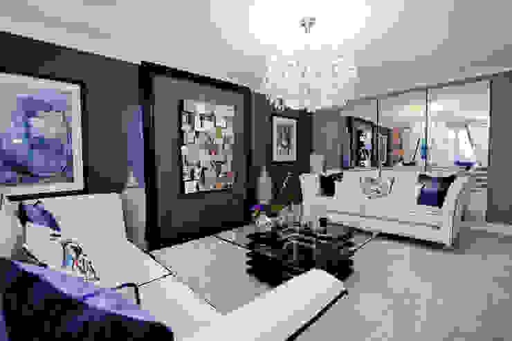 Make every room a new adventure… .. Livings modernos: Ideas, imágenes y decoración de Graeme Fuller Design Ltd Moderno