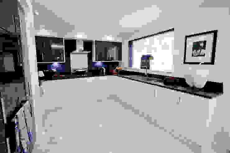 Make every room a new adventure..... Modern kitchen by Graeme Fuller Design Ltd Modern