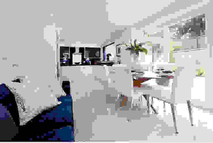 Make every room a new adventure… .. Comedores modernos de Graeme Fuller Design Ltd Moderno