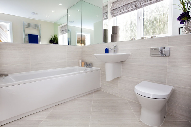 Make every room a new adventure..... Graeme Fuller Design Ltd Modern bathroom